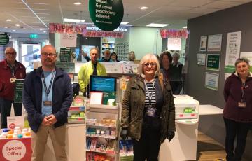 Pharmacy Volunteer Team